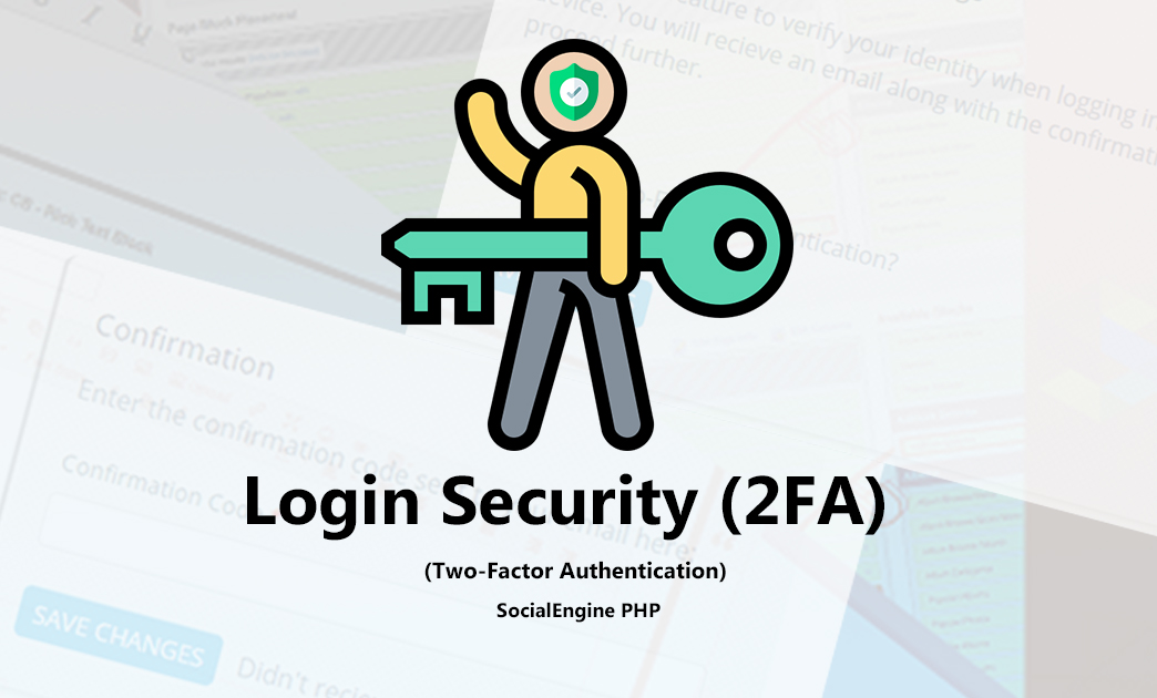 Login Security - Two Factor