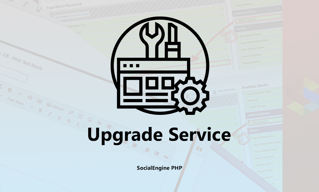 SocialEngine PHP Upgrade